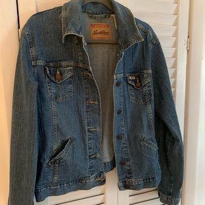Jean Jacket Sz Large